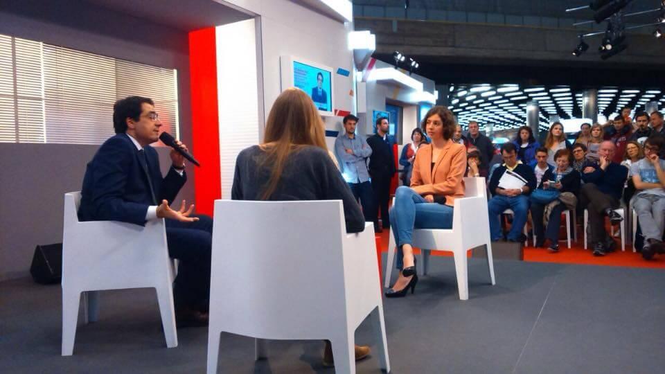 Topo à une table ronde organisée par la RTS